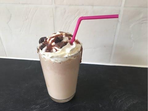 Galaxy chocolate milkshake Bake&Cook