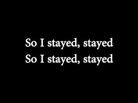 Kygo - Stay - ft Maty Noyes