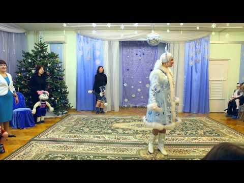 Новогодний спектакль в детском саду. Видеосъемка на новый год.