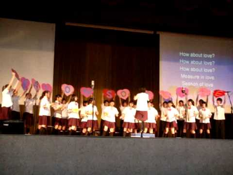 Seasons of Love, Class 104, The Affiliated Senior High School of NCNU