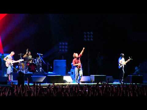 Rage Against the Machine--Down Rodeo--Live @ L.A. Rising Los Angeles 2011-07-30