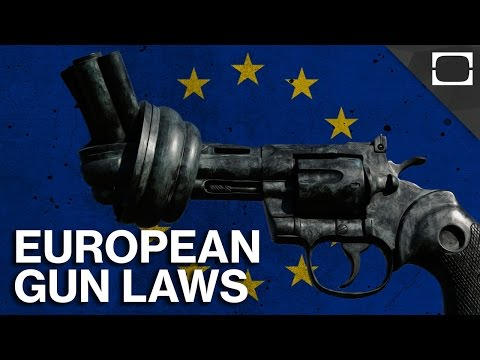 Does Gun Control In Europe Work?