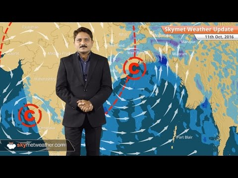 Weather Forecast for Oct 11: Rain in Chennai, Kolkata, Bihar, Jharkhand, East MP