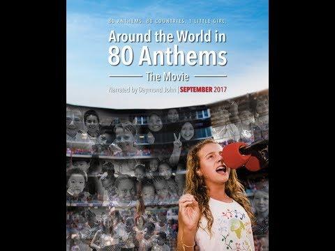 Capri Everitt - Trailer for Around the World in 80 Anthems: The Movie