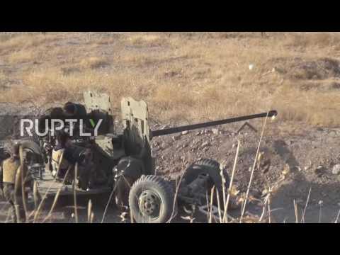Iraq: Kurdish Peshmerga forces push forward to Mosul from north