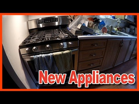 New Appliance Delivery, Dinner at Applebee's, Movie: American Ultra - Ken's Vlog #598