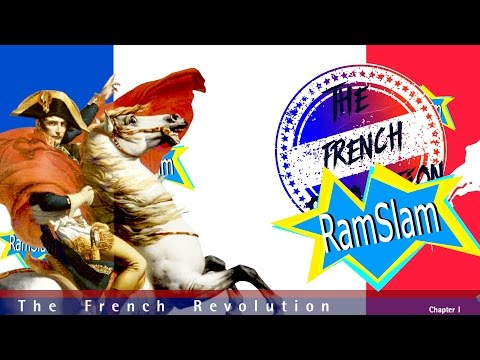 RamSlam the French Revolution CBSE 9 History