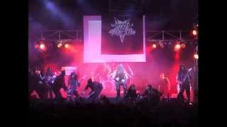 Dark Funeral - Vobiscum Satanas - live in Belo Horizonte 2003