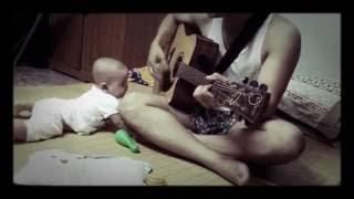 [Guitar] Lá Cờ (Tạ Quang Thắng) - Guitar Cover Tú Hoàng