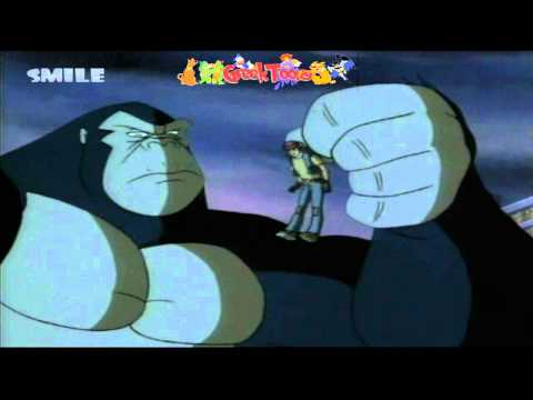 Kong The Animated Series (greek opening)