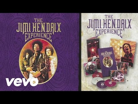 Jimi Hendrix Experience Box Set: World Premier Radio Show: Pt. 1 (Audio) Thumbnail image