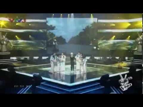 Hát Live Áo Mới Cà Mau  Phương Mỹ Chi The Voice Kids 2013