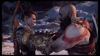 God of War PS4: Kratos tells his son the truth