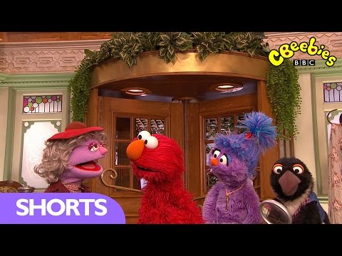 Phoebe And Elmo Turn Detective: The Furchester Hotel - CBeebies