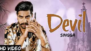 Devil - Singga ( Official Song ) | Latest Punjabi Song | Fire Music