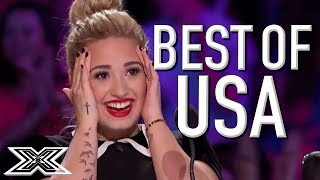 Download TOP 7 BEST Ever X Factor USA Auditions | X Factor Global