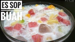 Es Sop Buah Segar | Resep dan Cara Membuat Es Sop Buah yang Enak