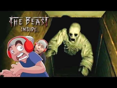 THIS DUDE SCARED THE LIFE OUT OF ME!! [THE BEAST INSIDE]