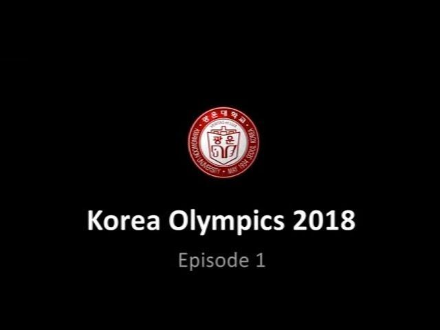 2018 Olympics 3D episode 1