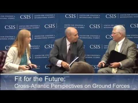 Fit for the Future: Cross-Atlantic Perspectives on Ground Forces