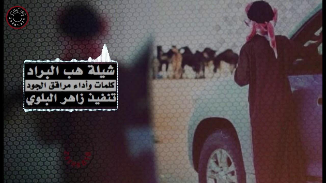 شيلة هب البراد وزاد صوت الطواريب كلمات وأداء مرافق الجود ماجد ابراهيم العطوي Youtube
