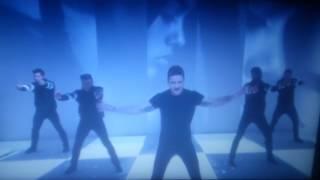 клип Сергея Лазарева (песня с Евровидения) с перепетым текстом (о том что  происходит в глиппе)