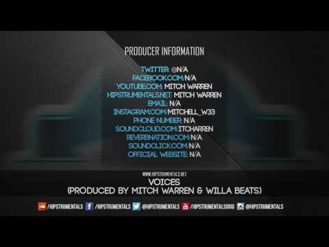 *BEAT* Voices (Prod. By Mitch Warren & Willa Beats) [Hipstrumentals.net]