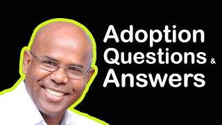 Adoption:  Unforgettable memory of my child's adoption