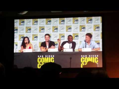 Timeless NBC panel at San Diego Comic Con 2017 (part 1)