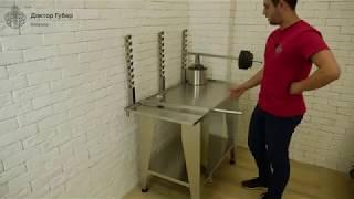 Дренажные столы, обзор
