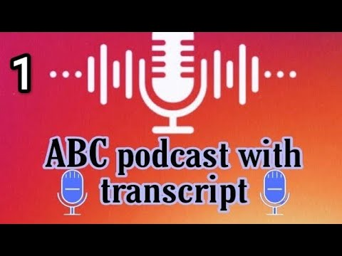 OET Listening practice 12 (ABC podcast) health report