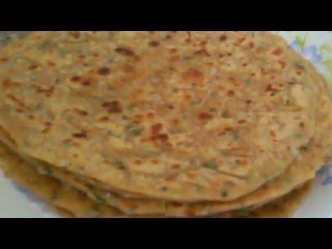 Basin ki Roti *Khalida Kitchen*