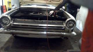 1964 Dodge Dart 225 slant 6 Turbo first start