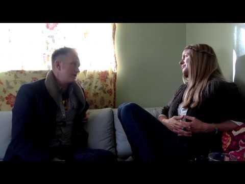 If you're super-sensitive, watch this. Waylon with Kate Mulheron, yoga teacher supreme.
