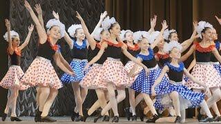 00317 Tap dance Children Сказочный день Эстрадный Танец Дети Степ Конкурс Фантазия