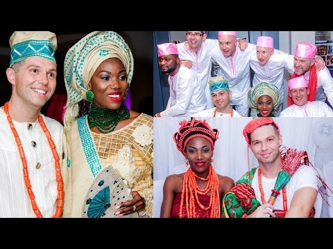 OUR TRADITIONAL NIGERIAN WEDDING | EDO / BINI MARRIAGE |Abies and Tom