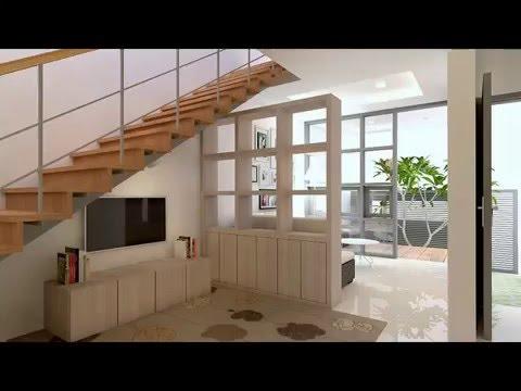 60 Gambar Rumah Tingkat Atas Garasi HD Terbaru