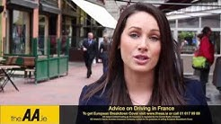 The AA Advice on Driving in France