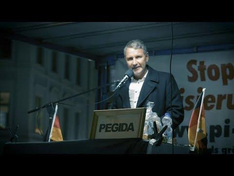 Die Rede von Björn Höcke bei PEGIDA am 17.02.2020 in Dresden - Bananenrepublik