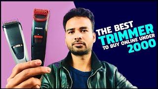 Philips QT4011 vs BT3221 Trimmer Comparison | Electronics Corded & Cordless Trimmer For Men Review