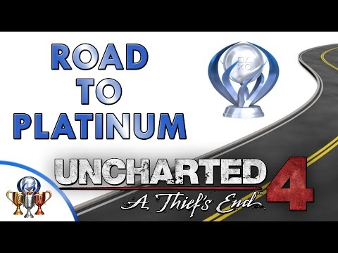 Uncharted 4 Road