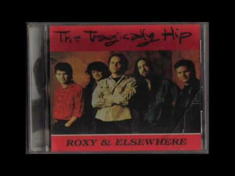 The Tragically Hip - Highway Girl (Live @ the Roxy)