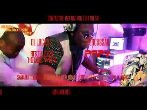 Black Party-Piscina da Catedral | SAB 18 JUN | KELSON MARIO & PZEE BOY | HUAMBO