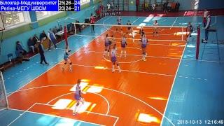 ЧУ 18-19 Білозгар-Регіна МЕГУ 13.10.2018