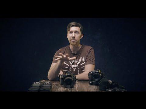 Творческие режимы в Nikon