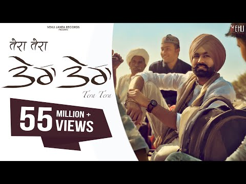 Tera Tera Official Video Tarsem Jassar  Western Penduz  New Punjabi Songs 2019