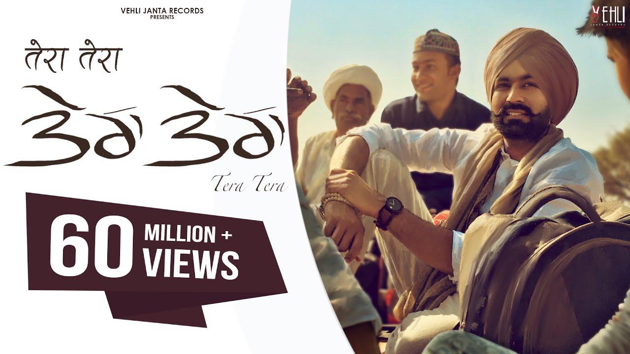 TERA TERA (Official Video) Tarsem Jassar | Western Penduz | New Punjabi Songs 2019
