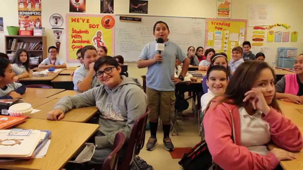 Career Day At Palm Lakes Elementary Ms Delgado S 5th