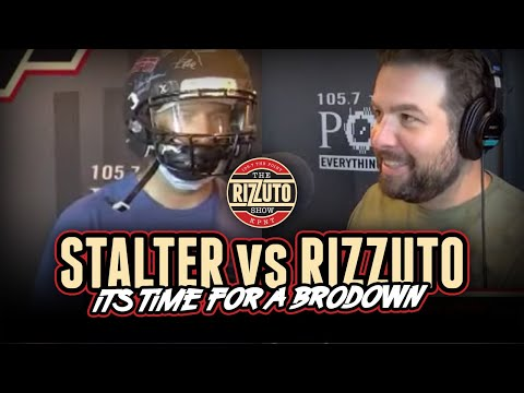 RIZZ vs STALTER! Time for a BRODOWN! [Rizzuto Show]
