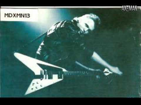 MICHAEL SCHENKER [ LOOKIN' OUT FROM NOWHERE ] AUDIO-TRACK